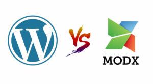 modx-vs-wordpress_vergleich-der-zwei-cms_header-logo