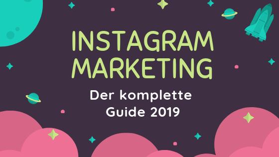 instagram marketing_kompletter guide 2019_cover