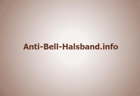 Anti-Bell-Halsband