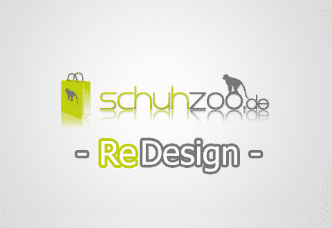 Schuhzoo (Redesign)