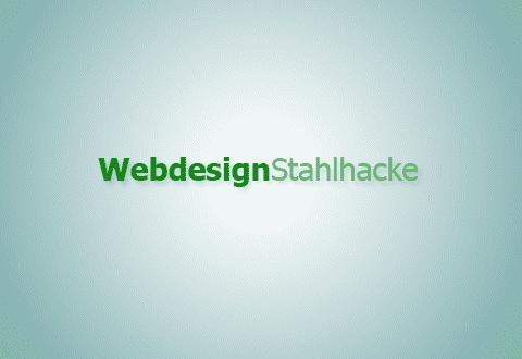 Webdesign-Stahlhacke