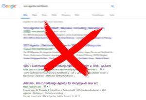 8-gründe-warum-du-nicht-in-google-auf-platz-1-rankst_infografik-header_adzurro-seo-agentur