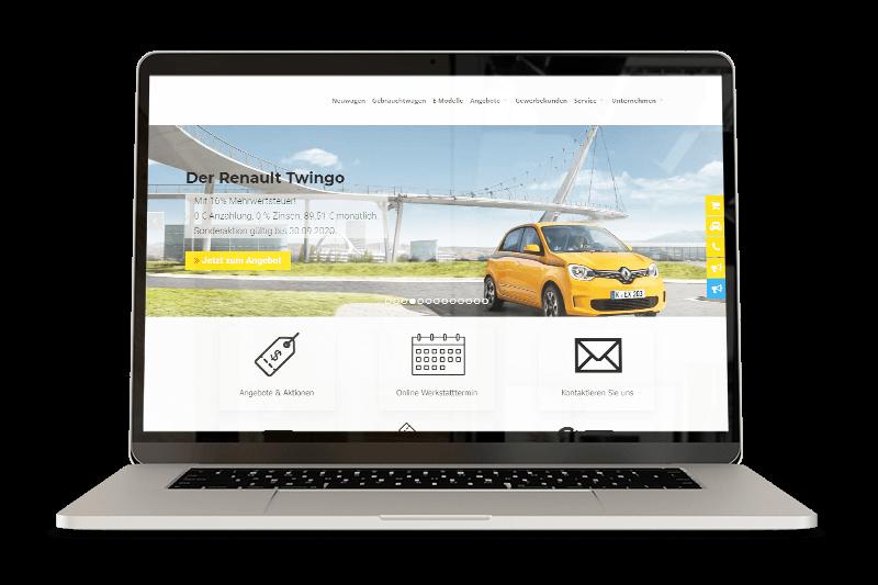 autohaus marketing beispiel renault_adzurro gmbh